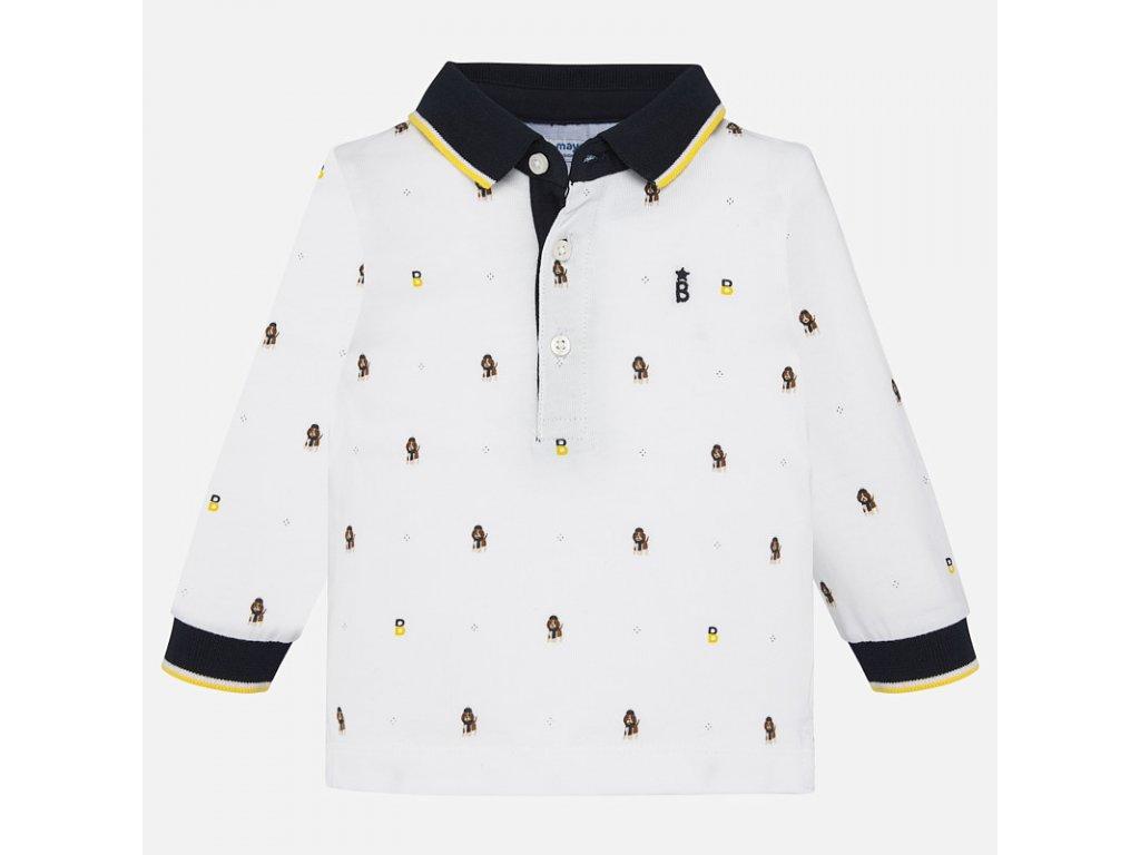 Mayoral Polo tričko s potlačou 29-02106-012