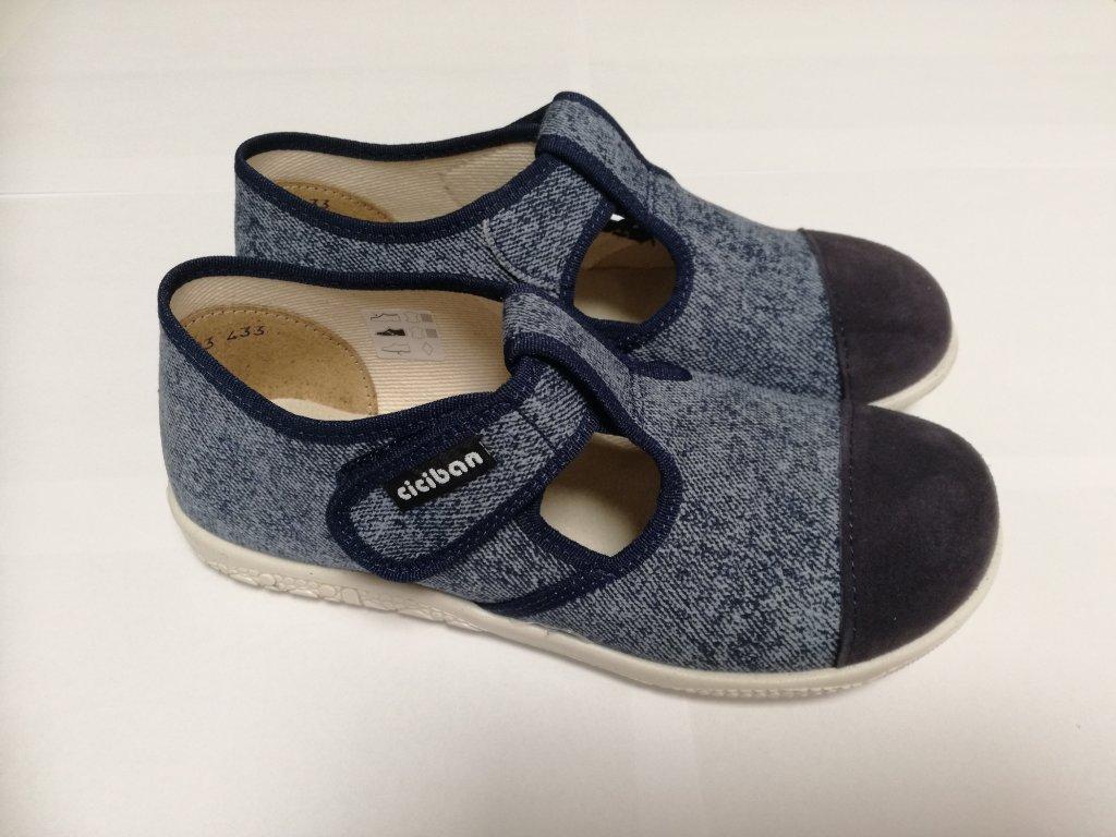 Ciciban detské papučky BOY 79433