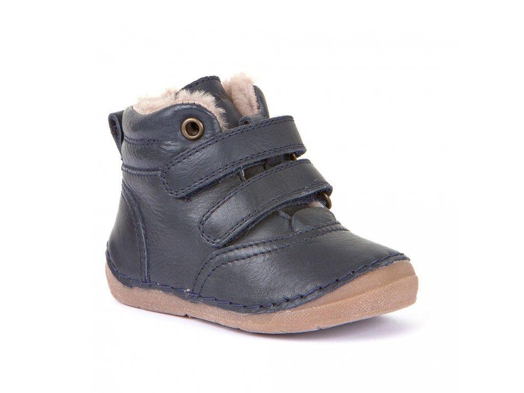 Froddo zimná obuv s kožušinou G2110078
