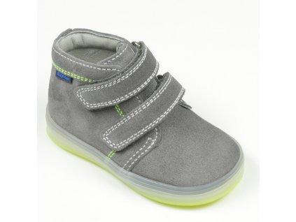 Richter detské kožené topánky JIMMY