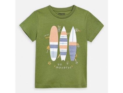 Mayoral tričko s flitrami 20-03066-059