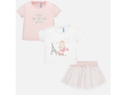 Mayoral Set sukňa a 2 tričká 20-01950-045
