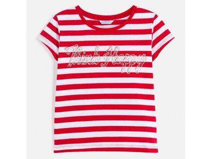 Mayoral Prúžkované tričko 20-06005-035