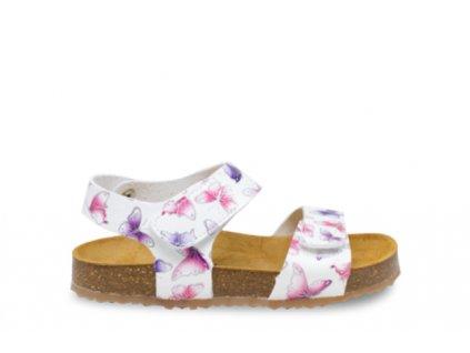 Ciciban bio korkove sandale flywhite