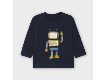 Mayoral Tričko s robotom 10-02040-074