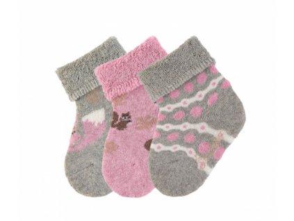 Sterntaler frote ponozky pre babatko 1