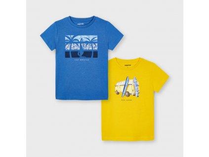 Mayoral Súprava 2 tričiek 21-03033-070