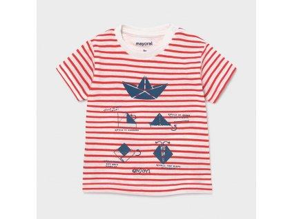 Mayoral Pásikavé tričko 21-01005-087