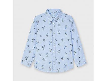 Mayoral Vzorovaná košeľa 21-03129-021