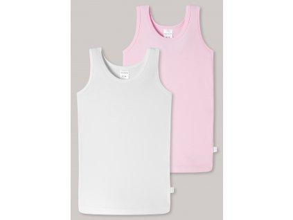 unterhemden 2er pack weiss rosa 95 5 173411 901 detail1