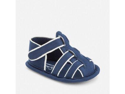 Mayoral Plátené sandálky 27-09484-081