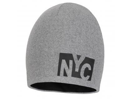 Broel ciapka jesenna hugo siva