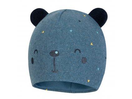 Broel ciapka jesenna bafi modra