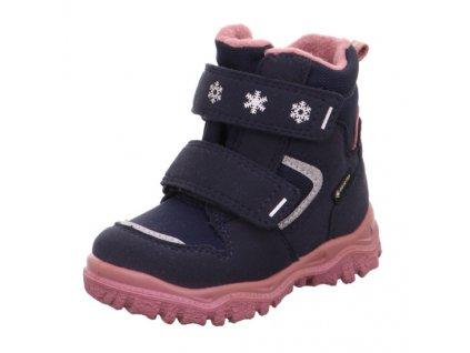 Superfit zimna obuv goretex husky1 1 000045 8010