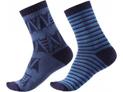 REIMA Vlnené ponožky 2ks STURM 527270-6740