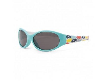Chicco detské slnečné okuliare Little shark 12M+