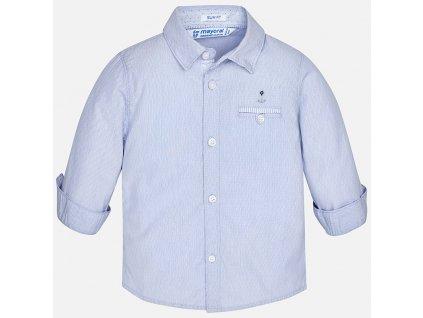 31d902583a91 Mayoral Slávnostná košeľa so vzorom 28-001170-055