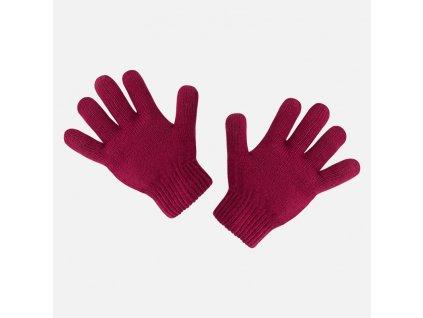 Mayoral pletené rukavice 17-10255-46