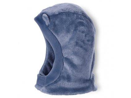 sterntaler schalmuetze oehrchen mit klettverschluss gr 49 blau 4501421 345 d0
