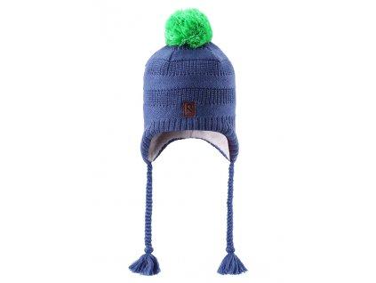 REIMA Zimná vlnená čiapka PULKKA 518332-6870