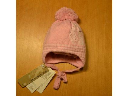 ffba142dd BARBARAS Zimná čiapka pre bábätko - tučniak