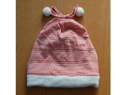 Sterntaler detská čiapka 4411431-854