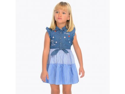 e6f412a03199 Slávnostné a letné šaty pre dievčatá – MAYORAL