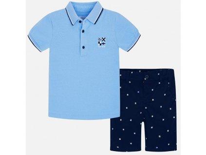 Mayoral Polo tričko a bermudy 29-03245-012