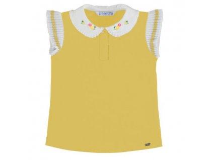 Mayoral Polo tričko s výšivkou 29-03101-041