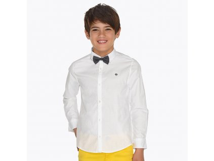 Mayoral Formálna košeľa s motýlikom 29-06131-014