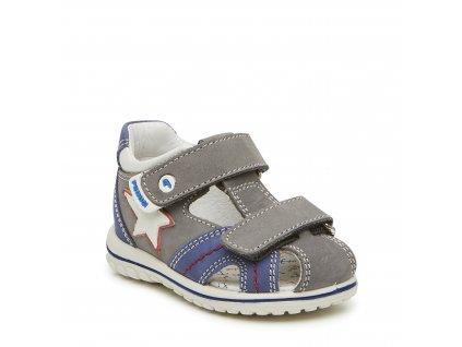 Primigi detské sandálky kožené 3378100