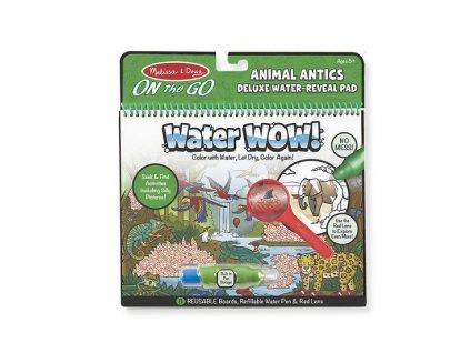 Deluxe Water Wow! Zvieratká