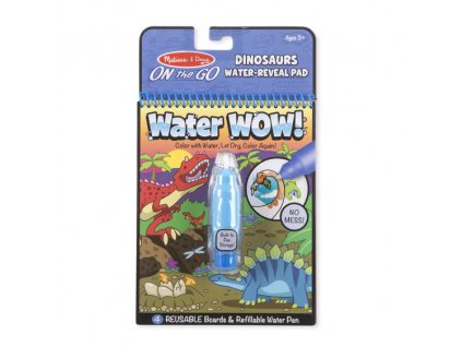 Water WOW! Dinosaury