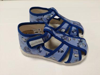 Ciciban detské papučky BOY 78440