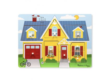 Zvukové vkladačky - Rodinný dom