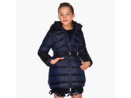 Mayoral Zimný kabát s opaskom 29-07419-055