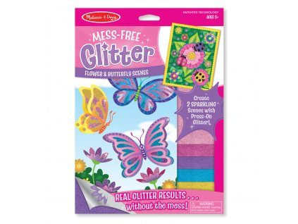Trblietky bez neporiadku motýle