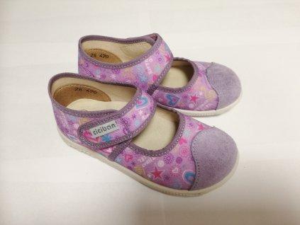 Ciciban detské papučky GIRL 29470