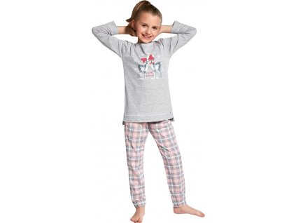 Cornette detské pyžamo WInter day