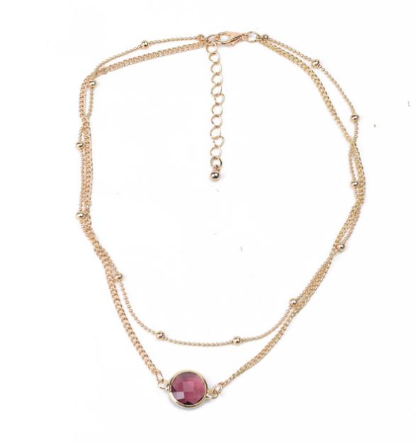 Jemné náhrdelníky