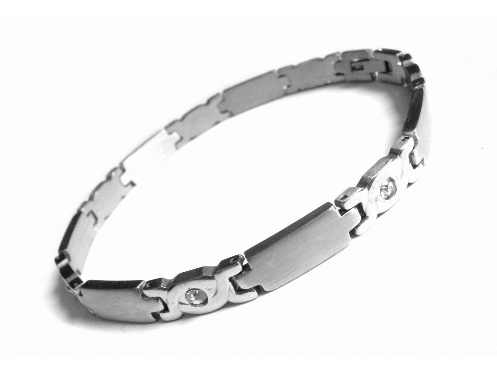 náramek - chirurgická ocel 316L - dámský - 140134
