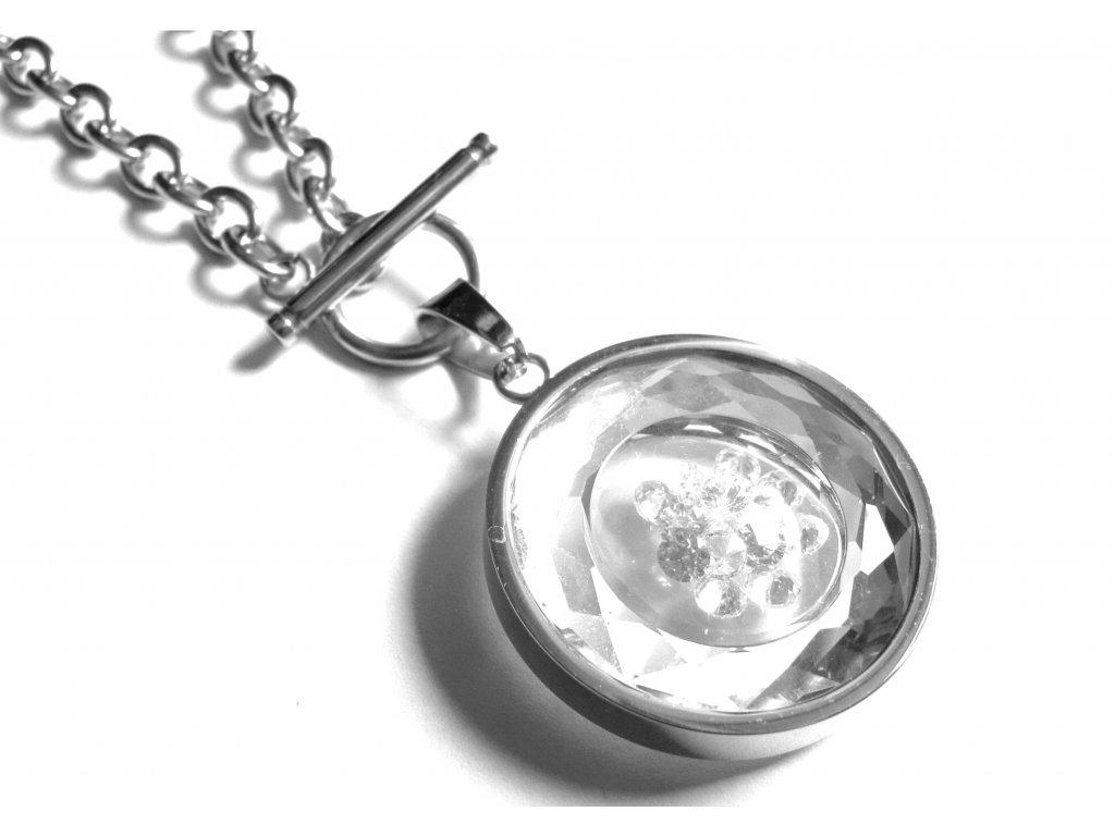náhrdelník - chirurgická ocel - 110318