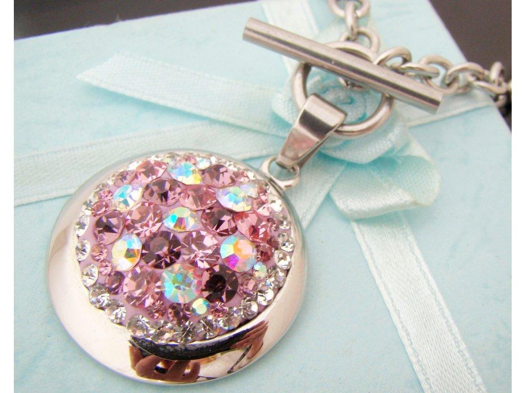 náhrdelník - chirurgická ocel - dámský - 130185