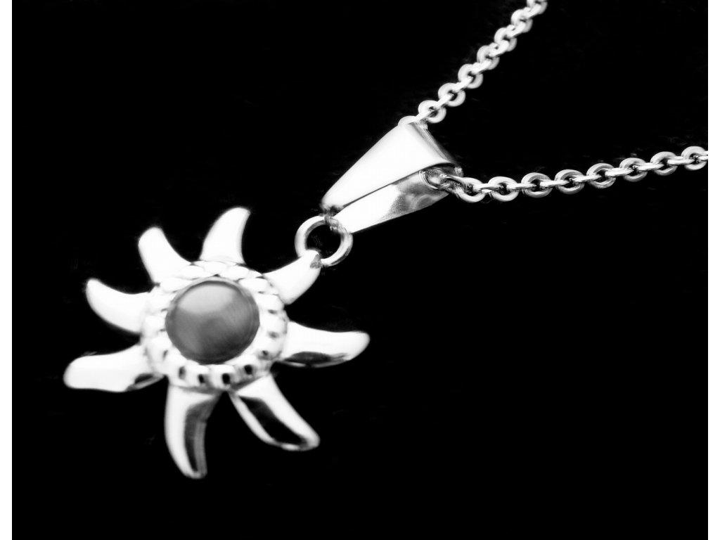 řetízek, náhrdelník - chirurgická ocel - dámský - 140304