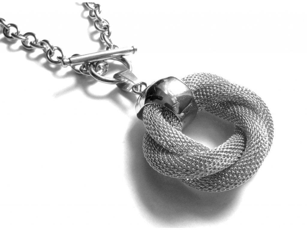 náhrdelník - chirurgická ocel - dámský - 140217