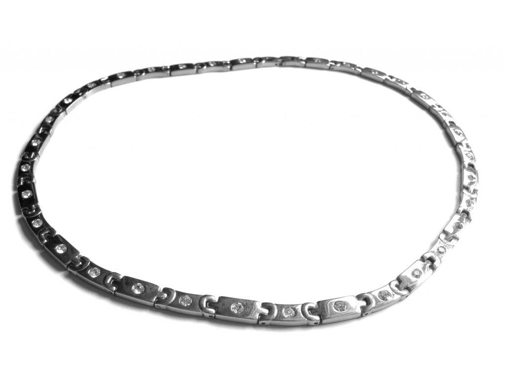náhrdelník - chirurgická ocel - 180207