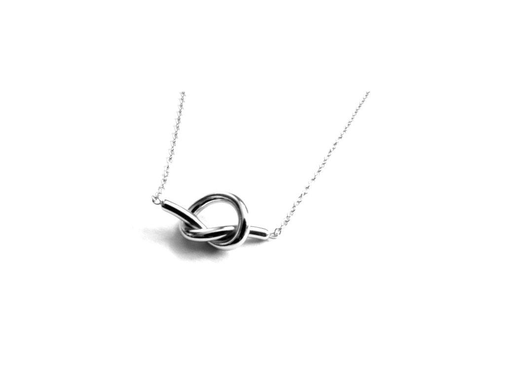 náhrdelník - chirurgická ocel - dámský - 111122