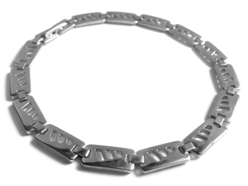 náramek - jemný - chirurgická ocel - 150227