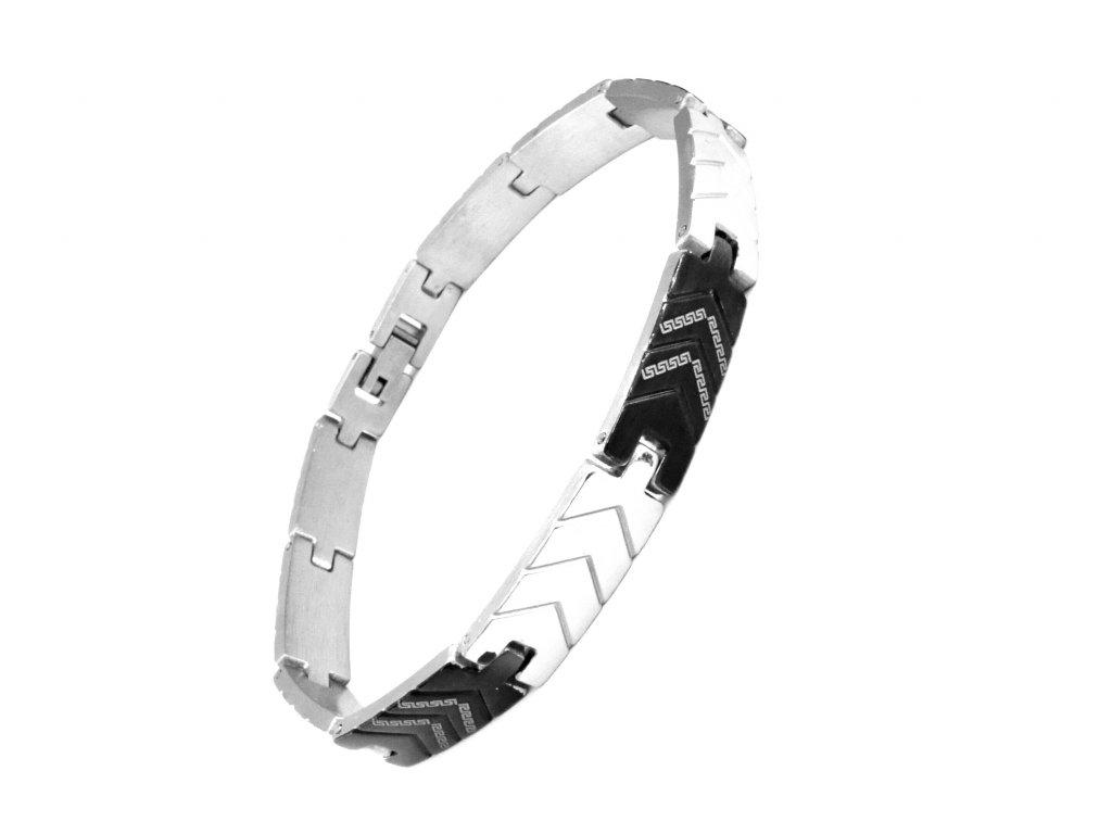 náramek - chirurgická ocel - pánský - 150201