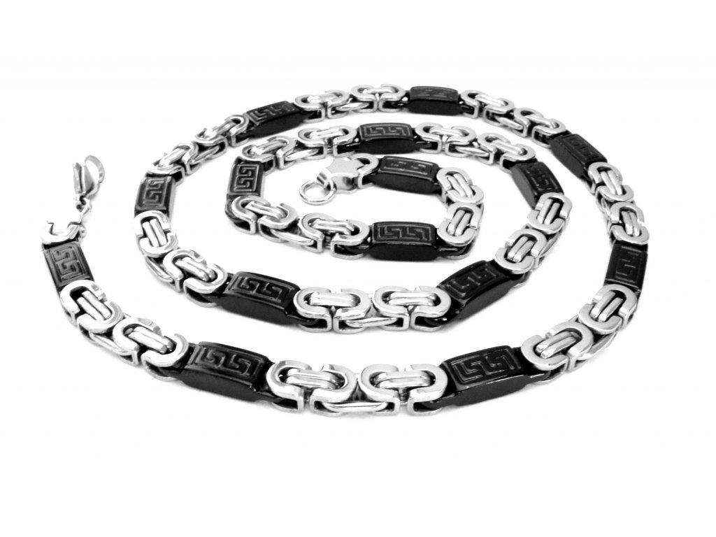 řetízek - náhrdelník - chirurgická ocel - pánský - 100221